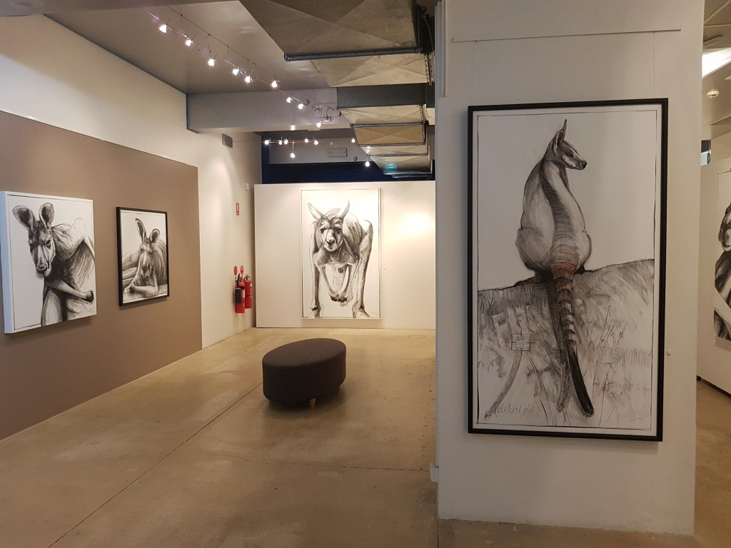 Retrospective at Bay Discovery Ctr 2018
